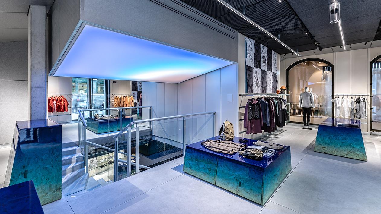 C.P. Company Milan Store
